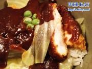 カツ丼 野村 (のむら) ドミグラスソース 岡山駅 食べログ
