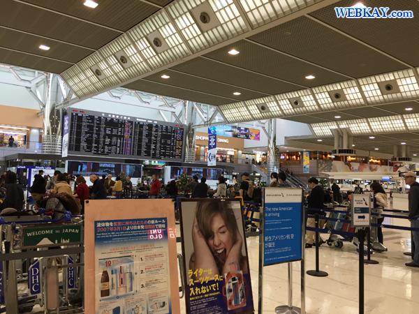 成田国際空港 チェジュ航空 Jeju airlines  仁川国際空港 成田