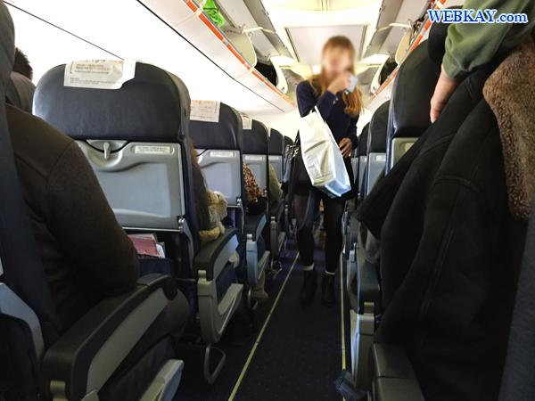 機内 チェジュ航空 Jeju airlines  仁川国際空港 成田