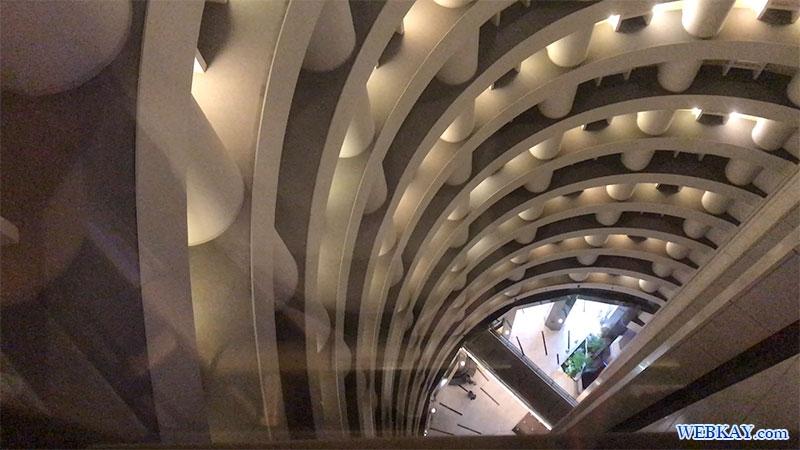 エレベーター 札幌プリンスホテル サッポロプリンスホテル 北海道 sapporo prince hotel ホテル 宿泊 口コミ 利用レビュー