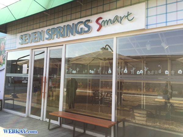 Seven Springs セブンスプリングス  ブュッフェランチ 韓国 食べログ