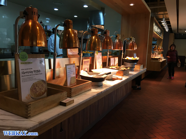 Seven Springs セブンスプリングス  ブュッフェランチ 韓国 食べログ