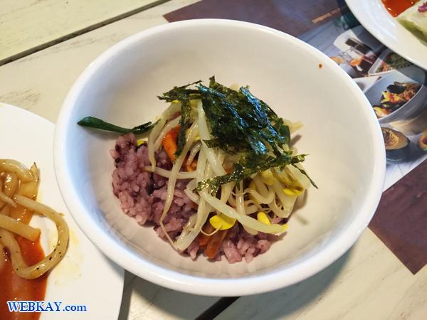 ビビンパ Seven Springs セブンスプリングス  ビュッフェランチ 韓国 食べログ