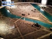 広島平和記念資料館 ジオラマ