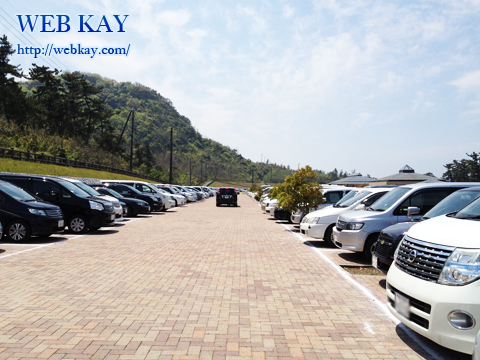 鳥取砂丘 天然記念物 山陰海岸国立公園 日本三大砂丘 臨時無料駐車場