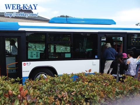 鳥取砂丘 天然記念物 山陰海岸国立公園 日本三大砂丘 バス