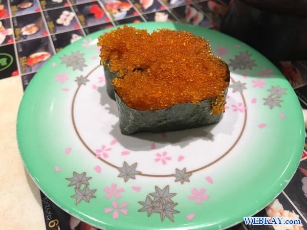 とびっこ軍艦 小樽 回転寿司 函太郎(かんたろう) otaru sushi kantaro hokkaido 食べログ はこたろう