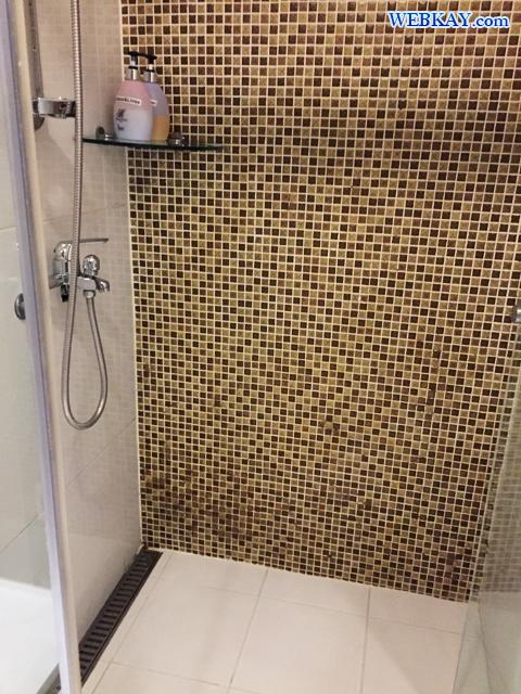 シャワールーム ホテル 韓国 ソウル Brown Suites Residence ブラウン スイート レジデンス
