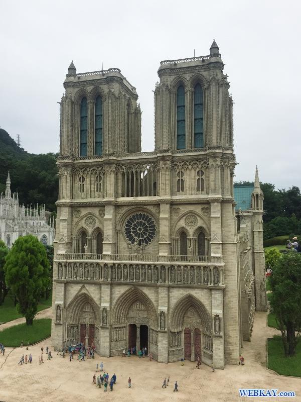 ノートルダム寺院 - Notre Dame Cathedral (France) -