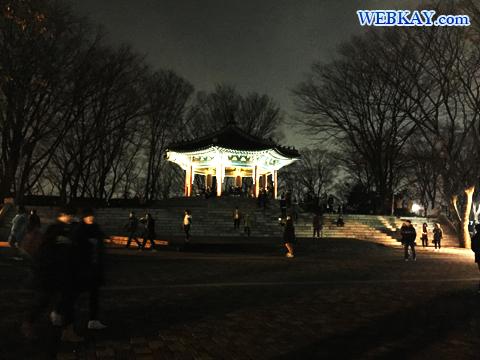 南山公園 夜景 観光