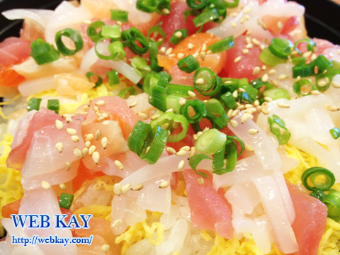 沼津港海鮮食堂 サマサ水産 海鮮丼
