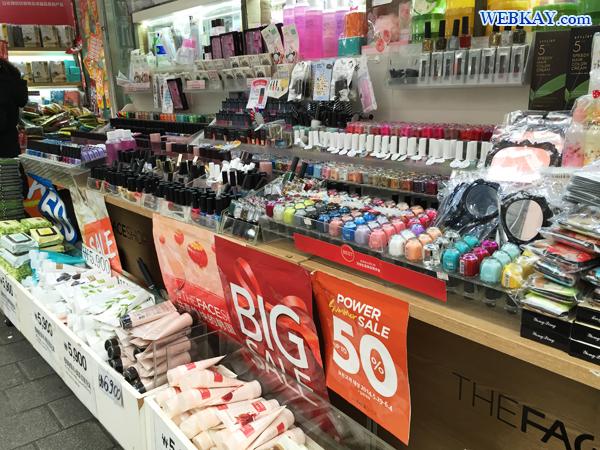 南大門市場 買い物 観光 ショッピング 韓国旅行記