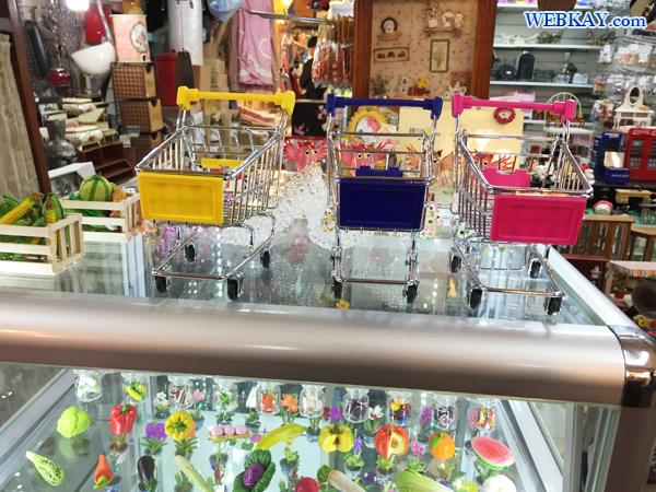ミニチュア 南大門市場 買い物 観光 ショッピング 韓国旅行記