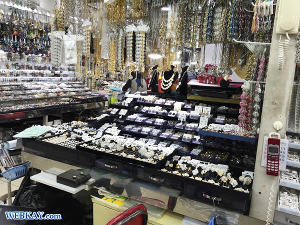 アクセサリー 南大門市場 買い物 観光 ショッピング 韓国旅行記