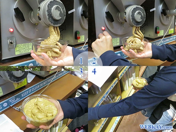 ピーナッツバター ホールフーズ hawaii wholefoods ハワイ オアフ島 スーパーマーケット
