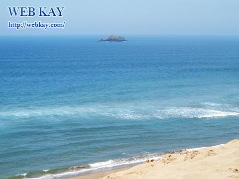 鳥取砂丘 天然記念物 山陰海岸国立公園 日本三大砂丘