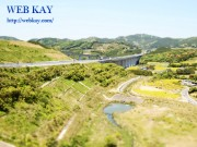 浜松SA 上り線 NEOPASA(ネオパーサ) 新東名高速道路 ビューポイント