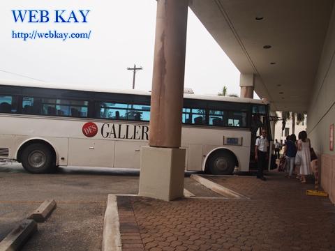 DFS ギャラリア サイパン DFS Galleria Saipan ガラパン