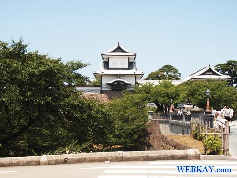 重文石川門,観光,石川県,金沢市,国指定重要文化財