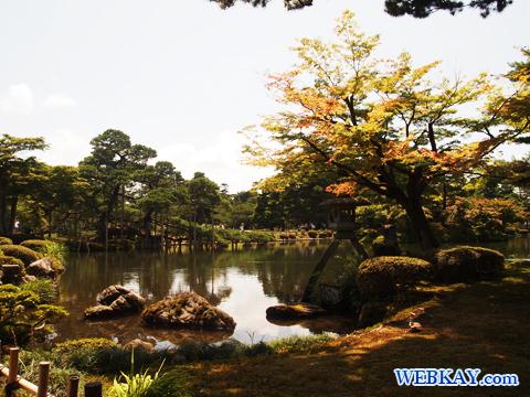 Kenroku-en,Kenrokuen Garden,kanazawa,travel,japan
