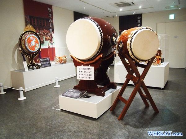 太鼓 石川県観光物産館 Tourism and Birth Museum 金沢市 kanazawa Japan