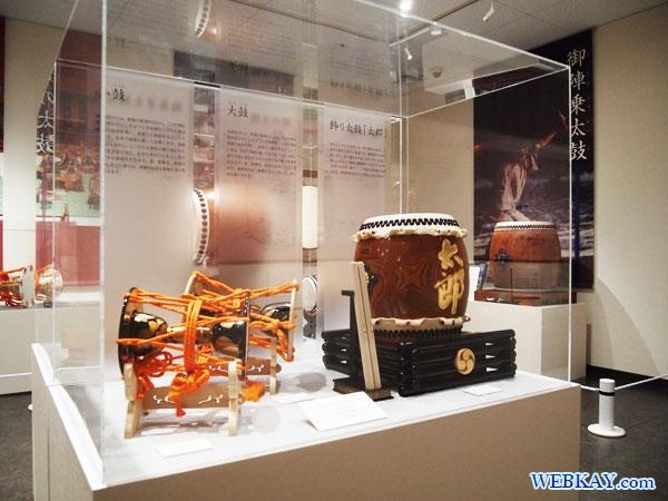 太鼓の世界 浅野太鼓 | 石川県観光物産館 Tourism and Birth Museum 金沢市 kanazawa Japan