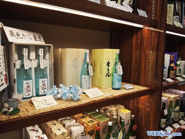 お酒 SAKE 石川県観光物産館 石川県 お土産ショップ Souvenir ishikawa kanazawa