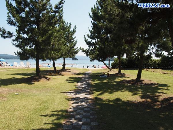 能登島マリーンパーク海族公園 北陸 能登半島 七尾湾 海岸