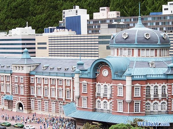 東京駅 - Tokyo Station -