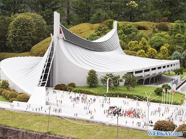 国立代々木競技場 - Yoyogi National Stadium -