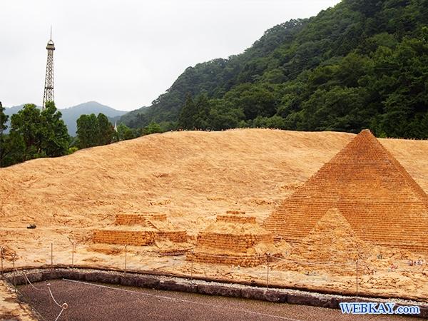 メンカウラー王のピラミッド - Menkaure's Pyramid -