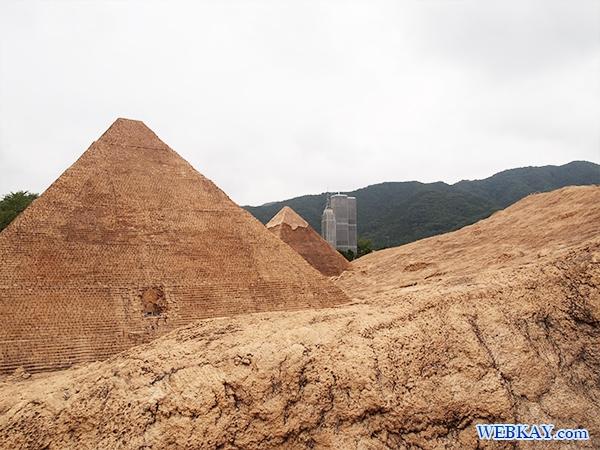 ギザの大ピラミッド(クフ王のピラミッド) - Great Pyramid of Giza (Khufu's Pyramid) -
