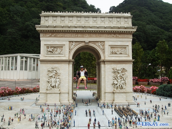 凱旋門 - The Arc de Triomphe (France) -