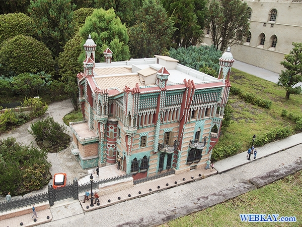 カサ・ビセンス - Vicens House (Spain) -