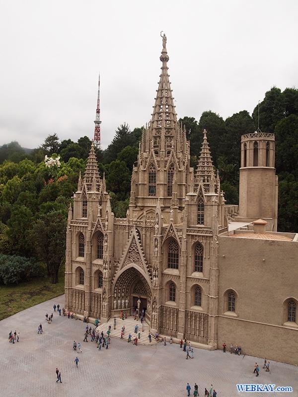 バルセロナ大聖堂 - Barcelona Sanctuary (Spain) -