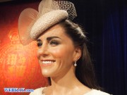 キャサリン妃(Catherine, Duchess of Cambridge) マダム・タッソー館 Madame Tussauds Japan