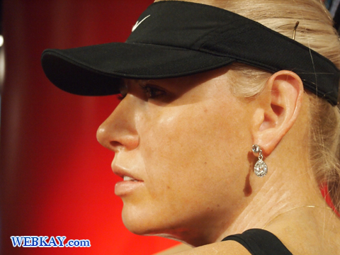 マリア・シャラポワ ロシア プロテニス選手 マダム・タッソー館 Madame Tussauds Japan