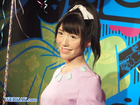 AKB48 渡辺麻友 マダム・タッソー館 Madame Tussauds Japan