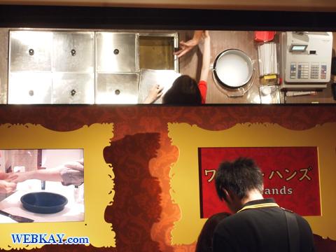 ワックス・ハンズ Wax Hands マダム・タッソー館 Madame Tussauds Japan