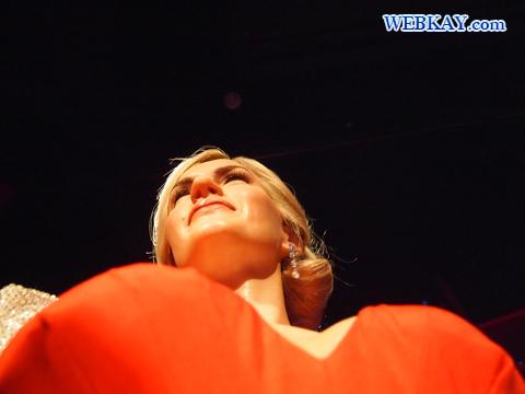 ケイト・ウィンスレット Kate Elizabeth Winslet マダム・タッソー館 Madame Tussauds Japan