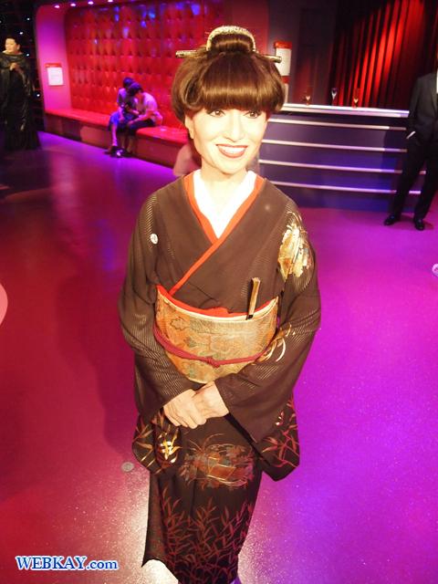 黒柳 徹子 徹子の部屋 マダム・タッソー館 Madame Tussauds Japan