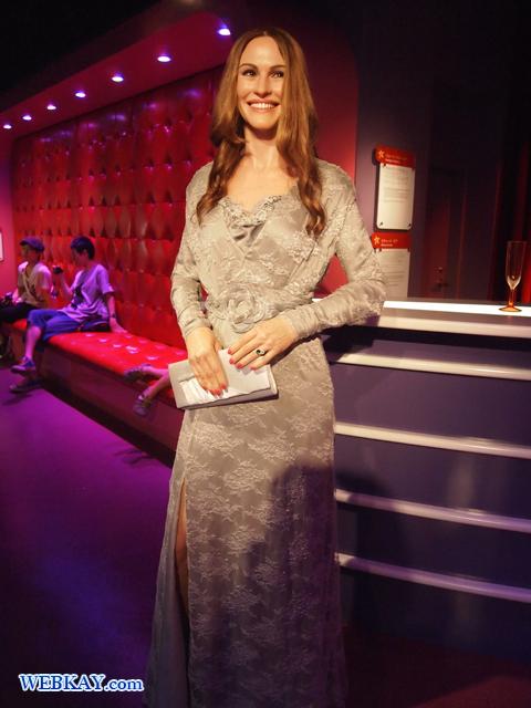 ジュリア・ロバーツ Julia Roberts マダム・タッソー館 Madame Tussauds Japan