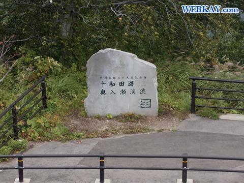 十和田湖奥入瀬渓流