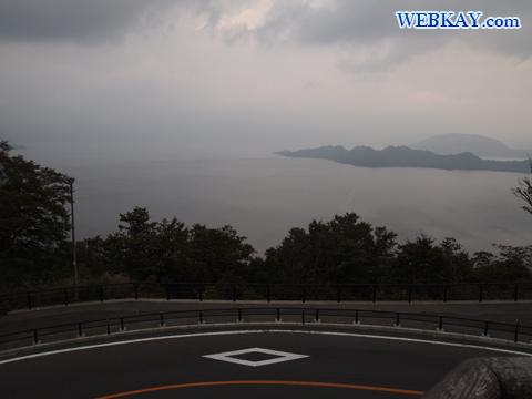 十和田湖 発荷峠展望台