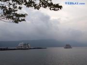 十和田湖 休屋湖遊覧船乗り場