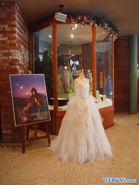 HOKKAIDO RESORT WEDDING 金森洋物館 函館 金森赤レンガ倉庫