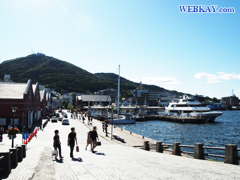 函館 金森赤レンガ倉庫 Kanemori Red Brick Warehouse BAY HAKODATE 函館湾