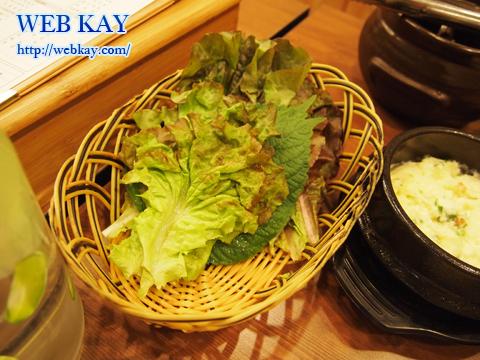 焼肉 韓国 ソウル プルコギ 焼肉 韓国 ソウル プルコギ サンチュ