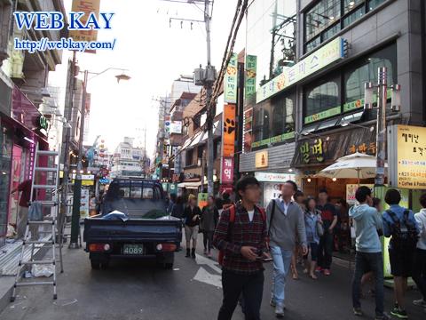 弘大 ホンデ カフェ 홍대앞