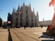 ドゥオーモ DUOMO ミラノ MILANO 散策 イタリア旅行 観光スポット